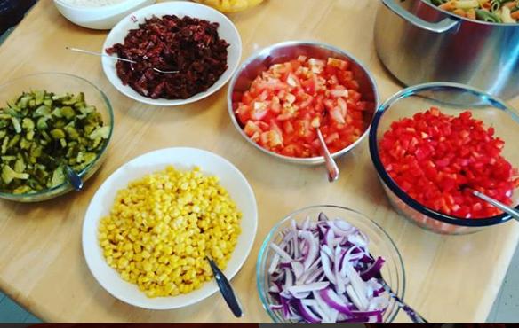 """Screenshot_2018-11-27 suvimaenklubitalo sanoo Instagramissa """"Kalaa pitäisi syödä pari kertaa viikossa Torstaisin meillä Su[...](3)"""
